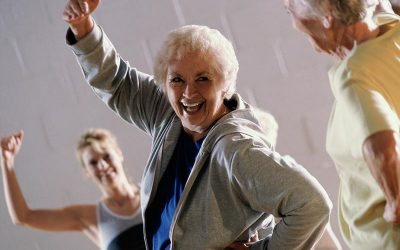 Seniors Dance, Paint and Stretch to Fight Memory Loss in New Pitt Program